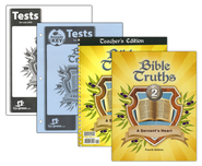 BJU Press Bible Truths Grade 2 Homeschool Kit, 4th Edition  -