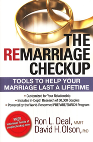 Remarriage Checkup, The: Tools to Help Your Marriage Last a Lifetime - eBook  -     By: Ron L. Deal, David H. Olson