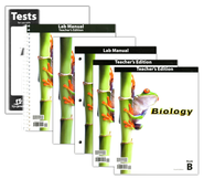 BJU Press Biology Grade 10 Homeschool Kit, 4th Edition  -