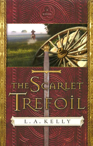 Scarlet Trefoil, The: A Novel - eBook  -     By: L.A. Kelly