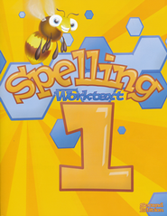 BJU Spelling Worktext 1, Second Edition (Updated Copyright)    -