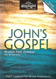 John's Gospel: Wisdom from Ephesus, DVD   -