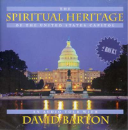 Spiritual Heritage             - Audiobook on CD  -     Narrated By: David Barton     By: David Barton