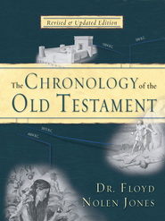 Chronology of the Old Testament - eBook  -     By: Floyd Nolen Jones