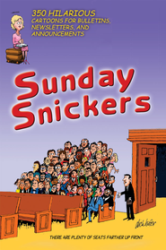 Sunday Snickers - eBook  -     By: Dick Hafer