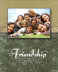 Friendship Photo Frame  -