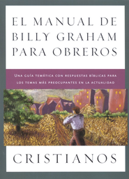 Billy Graham Christian Workers Handbook (Spanish)   -