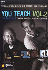 You Teach Vol. 2, DVD   -     By: Eddie James, Tommy Woodward