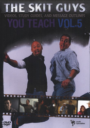 You Teach Volume 5, DVD-ROM  -     By: Eddie James, Tommy Woodard