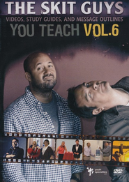 You Teach Vol. 6, DVD   -              By: Eddie James, Tommy Woodard