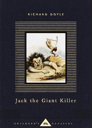 Jack the Giant Killer - eBook  -     By: Robert Louis Stevenson, Charles Robinson