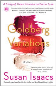 Goldberg Variations - eBook  -     By: Susan Isaacs