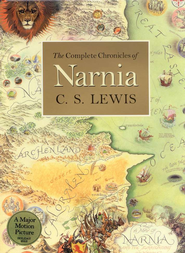 The Complete Chronicles of Narnia, 7 Volumes in 1   -              By: C.S. Lewis
