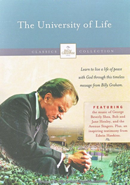 The Billy Graham Classic Collection: The University of Life, DVD   -              By: Billy Graham