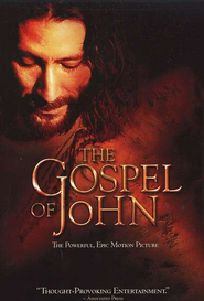 The Gospel of John, DVD   -