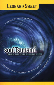 Soultsunami: Sink or Swim in New Millennium Culture - eBook  -     By: Leonard Sweet