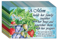 A Mom Holds Her Family, Pass It On Cards, Pack of 25  -