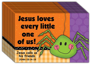 Jesus Loves Pass It On Cards, Pack of 25  -
