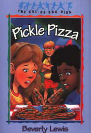 Pickle Pizza - eBook  -     By: Beverly Lewis