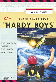 Speed Times Five - eBook  -     By: Franklin W. Dixon