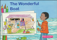 The Wonderful Boat Dot to Dot   -