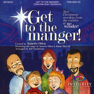 Get to the Manger! Preview CD   -