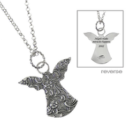 Miracle Angel Necklace  -