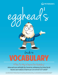 Egghead's Guide to Vocabulary - eBook  -     By: Peterson's