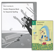 Sequential Spelling 1 DVD-ROM & Student Response Book   -              By: Don McCabe