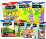 BJU Press Reading Grade 1 Homeschool Kit (4th Edition)  -