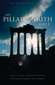 NIV Pillars of the Faith / Special edition - eBook  -     By: Zondervan