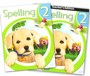 BJU Press Spelling Grade 2 Homeschool Kit (2nd Edition)  -