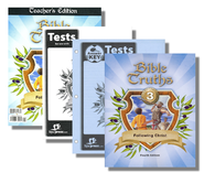 BJU Press Bible Truths Grade 3 Homeschool Kit (4th Edition)  -