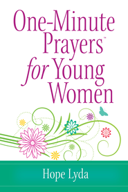One-Minute Prayers for Young Women - eBook  -     By: Hope Lyda