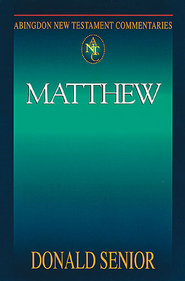 Abingdon New Testament Commentary - Matthew - eBook  -     By: Donald Senior