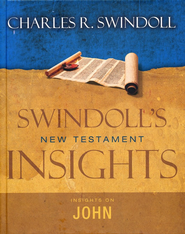 Swindoll's New Testament Insights on John   -     By: Charles R. Swindoll
