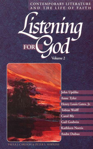 Listening for God: Contemporary Literature and the Life of Faith, Volume 2  -     Edited By: Paula J. Carlson, Peter S. Hawkins     By: Paula J. Carlson & Peter S. Hawkins, eds.