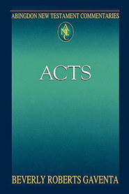 Abingdon New Testament Commentary - Acts - eBook  -     By: Beverly Roberts Gaventa