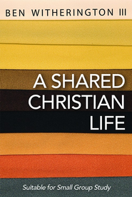 A Shared Christian Life - eBook  -