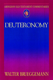 Abingdon Old Testament Commentary - Deuteronomy - eBook  -     By: Walter Brueggemann
