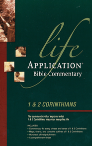 1 & 2 Corinthians: Life Application Bible Commentary  -              By: Livingstone Corporation