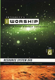 iWorship Resource System DVD, Volume G  -