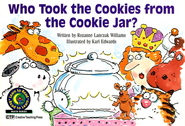 Learn To Read Math Series, Level 1: Who Took The Cookies From The Cookie Jar? Big Book  -