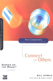 Sermon on the Mount 2: Connect with Others, New Community Series - Slightly Imperfect  -