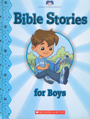 Bible Stories for Boys   -