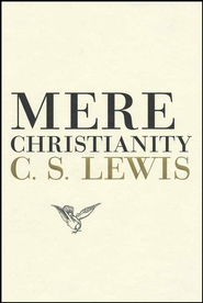 Mere Christianity Gift Edition - Slightly Imperfect  -