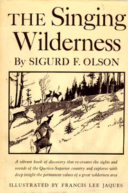Singing Wilderness - eBook  -     By: Sigurd F. Olson
