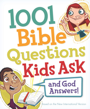 1001 Bible Questions - eBook  -