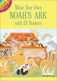 Make Your Own Noah's Ark Stickers  -     By: Lynn Adams