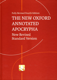 NRSV New Oxford Annotated Apocrypha, 4th Edition   -